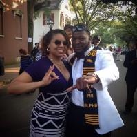 James&Ameerah Grad